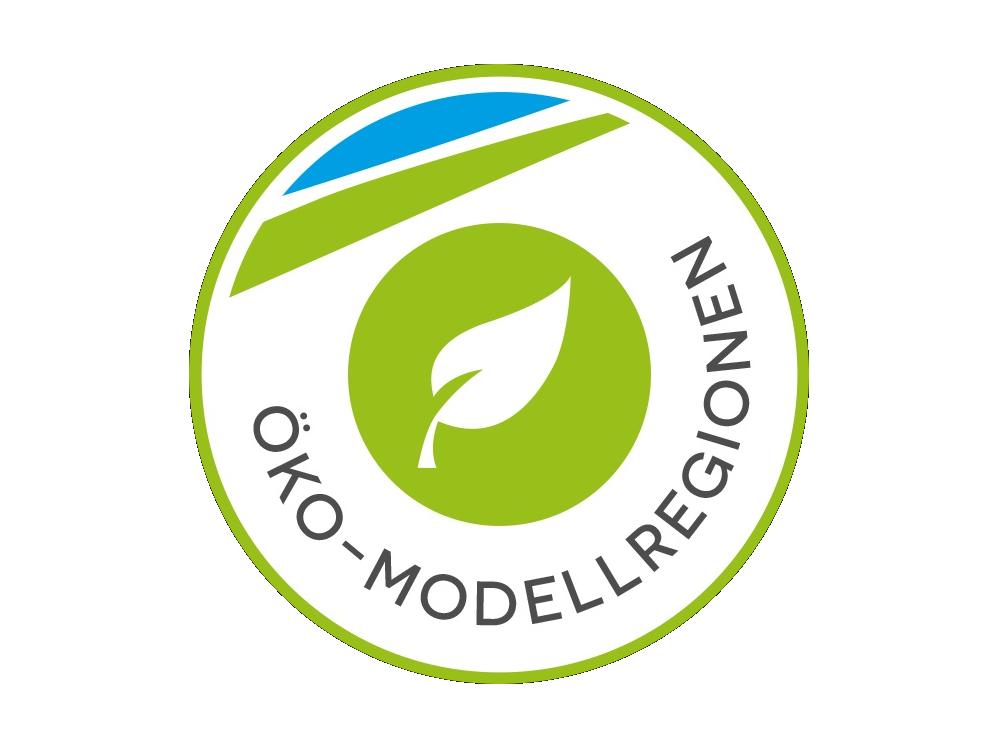 Logo Staatlich anerkannte Öko-Modellregion